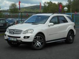 Mercedes-Benz Třídy M ML 320 CDi 165kW 4-matic,Navigac (2008)
